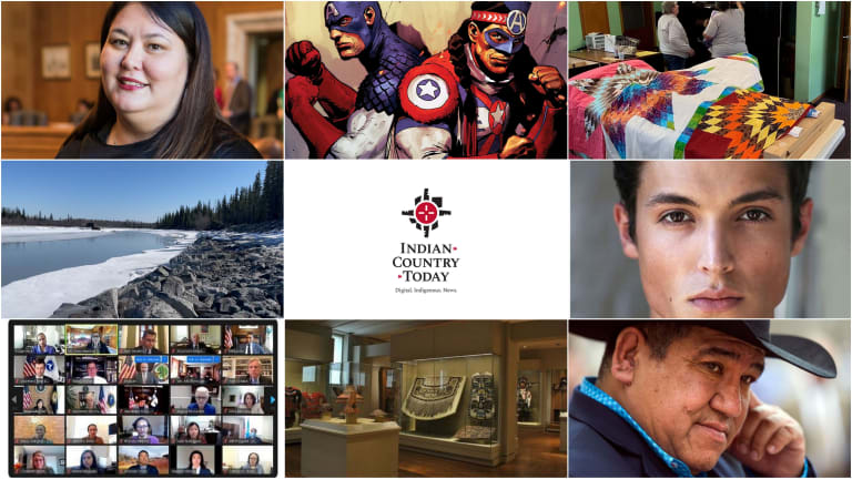 Top 10 Indian Country stories for May 22, 2021