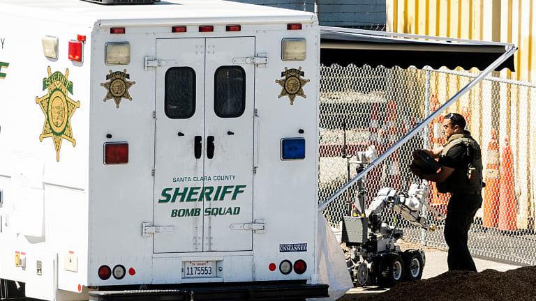 Briefs: Killer of 8 in California talked workplace attacks