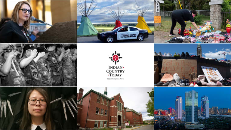 Top 10 Indian Country stories for June 5, 2021