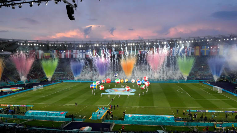 Euro 2020 opening marks return of mega-scale sports events