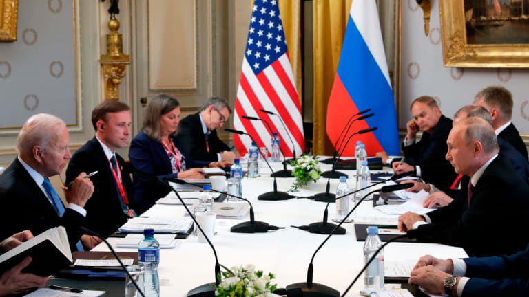 Briefs: Pitching America to welcoming if wary allies