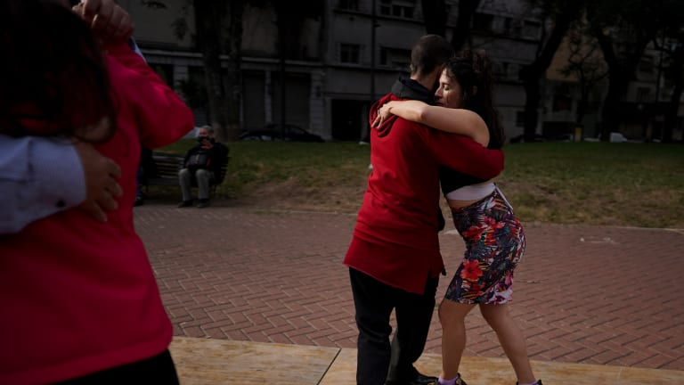 In Argentina, pandemic exacts a toll on tango culture