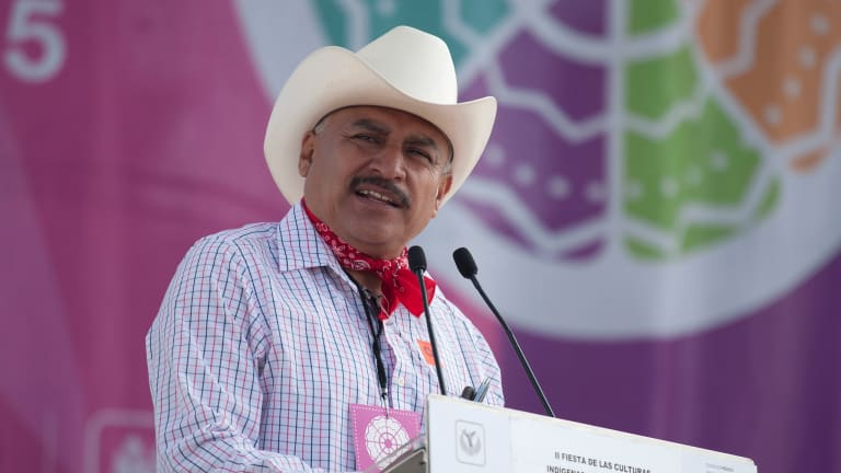 Mexican police find corpse, probably Indigenous activist