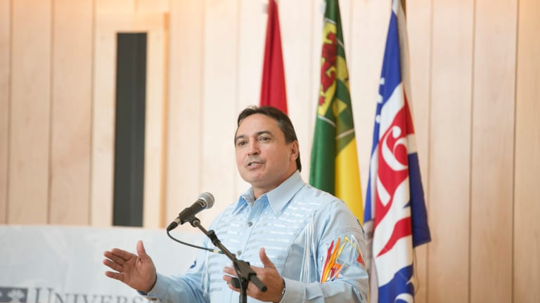 Canada nears acceptance of UN Indigenous rights law