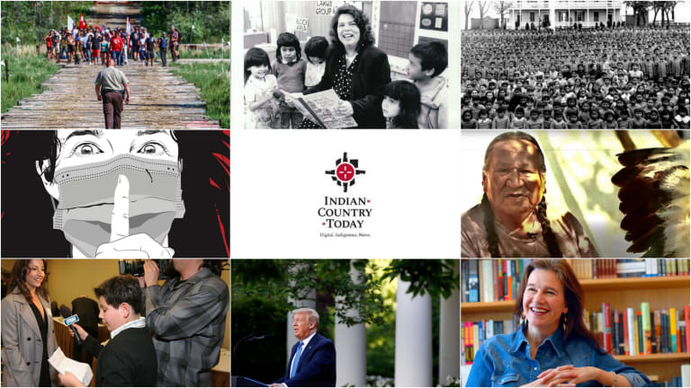 Top 10 Indian Country stories for June 19, 2021