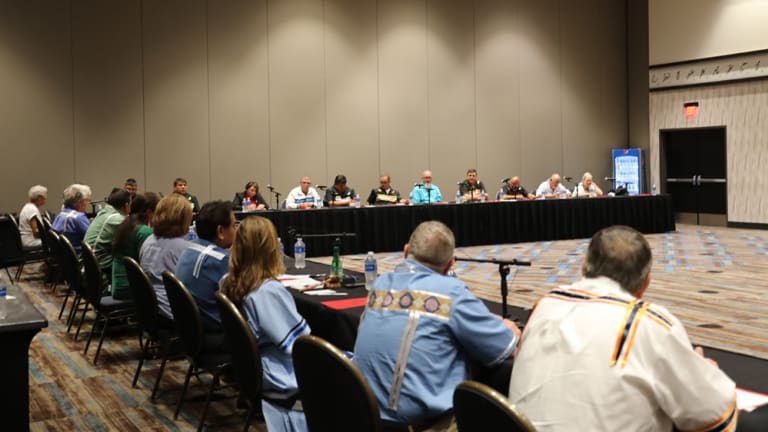 Cherokee Nation, United Keetoowah Band of Cherokee Indians, Eastern Band of Cherokee Indians join for annual Tri-Council