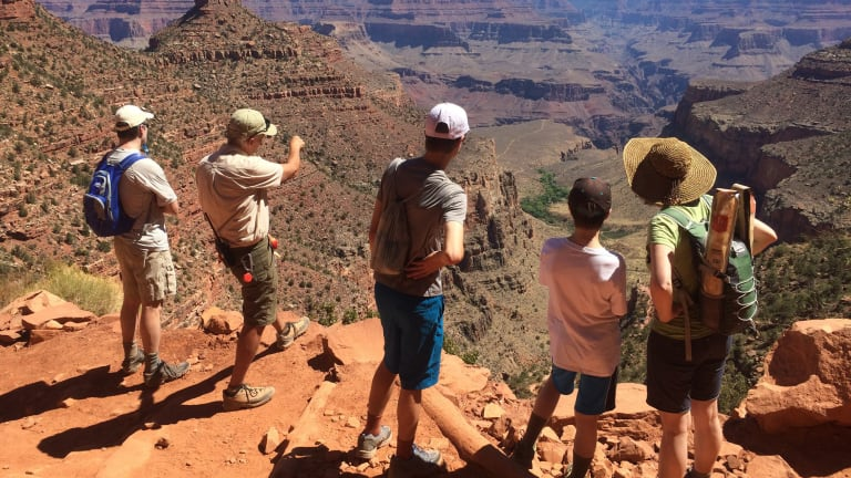National park visitors – and money – are coming back
