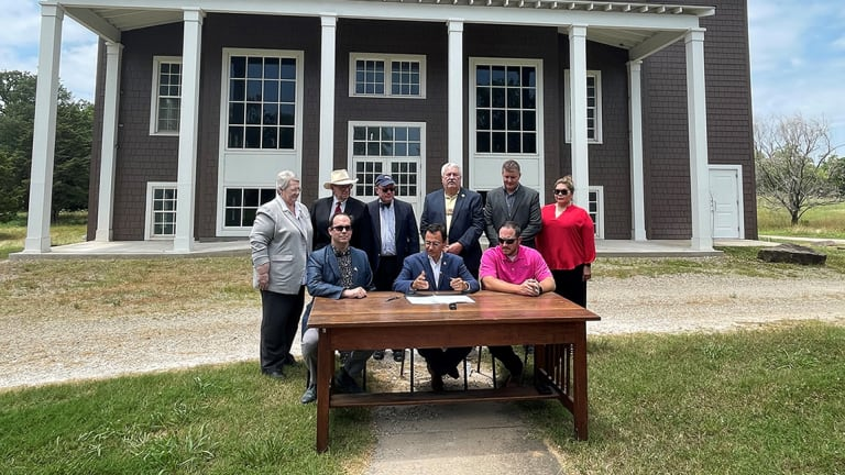 Cherokee Nation formalizes acquisition of historic Dwight Mission