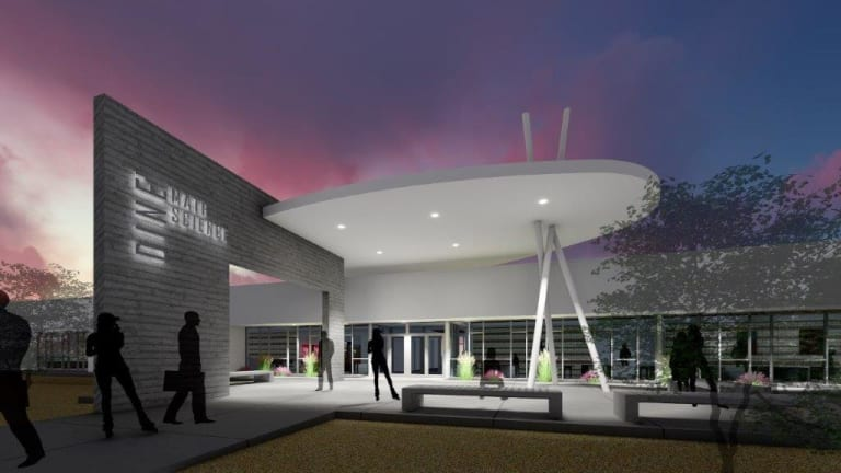 Diné College sets groundbreaking for $7.4 million math and science building at Shiprock campus