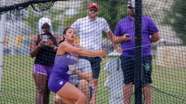 The Wrap: Throwing for an Olympic bid