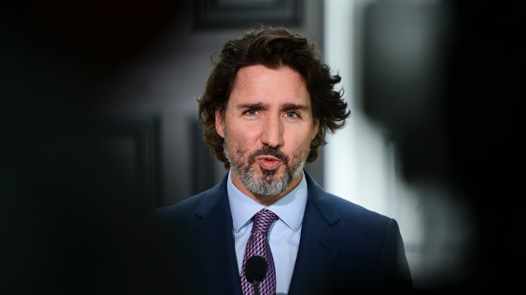 Justin Trudeau says Pope Francis should apologize