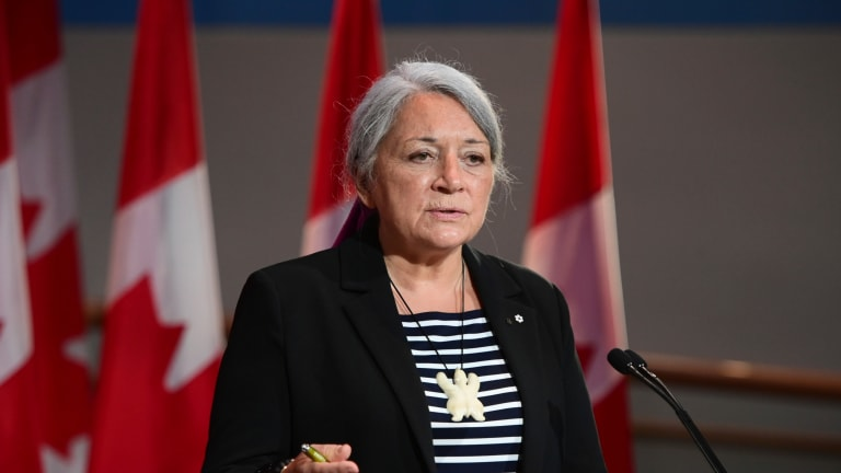 First Indigenous person appointed as Canada's governor general