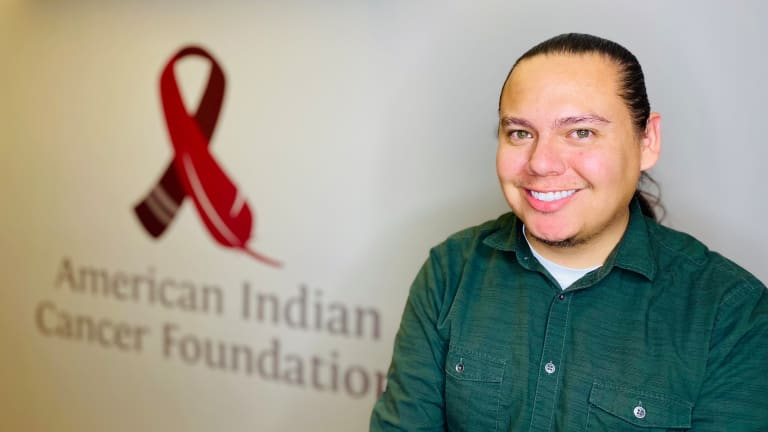 Connecting traditional values, culture, and history to battle cancer in Indian Country