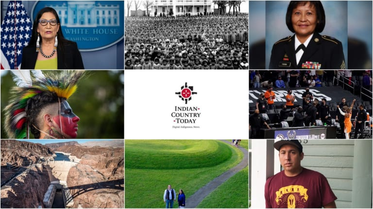 Top 10 Indian Country stories for July 10, 2021