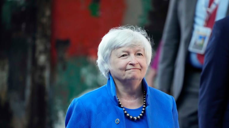 Yellen: US regulators to assess risk posed by climate change