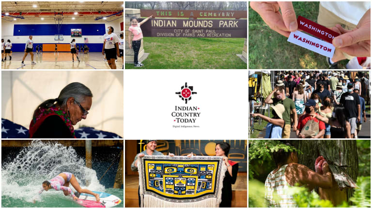 Top 10 Indian Country stories for week ending July 17, 2021