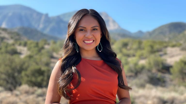 From the rez to national news anchor