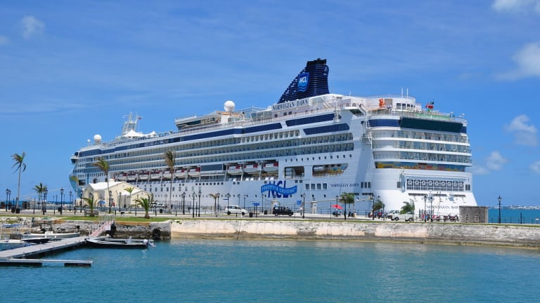 CDC virus rules lifted on cruise ships