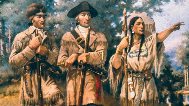 New book says famed guide Sacagawea's parents were Hidatsa and Crow, not Shoshone