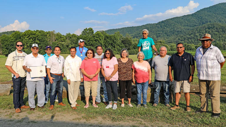 Cherokee Nation, Eastern Band of Cherokee Indians join to protect, preserve Cherokee language, culture