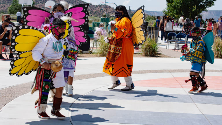 Zuni Youth Enrichment Project's 2021 Summer Camp concluded July 16 with special celebration