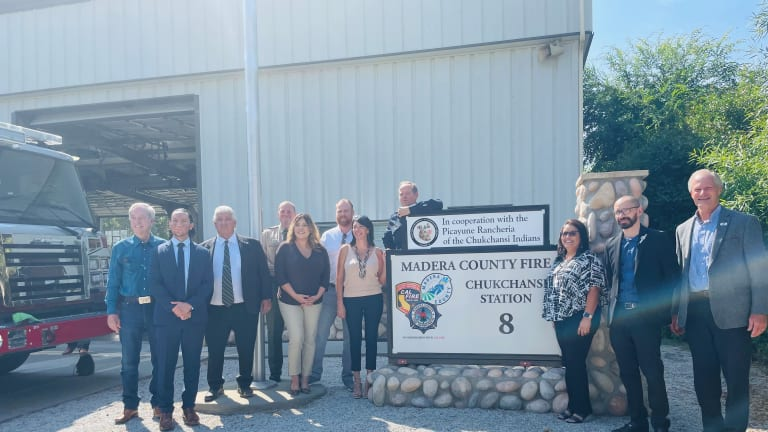Chukchansi Tribe and Madera County reach a new agreement to expand law enforcement and fire protection services