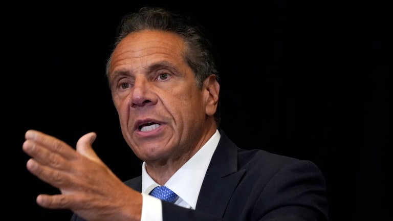 Andrew Cuomo urged to resign, probe finds he harassed 11 women