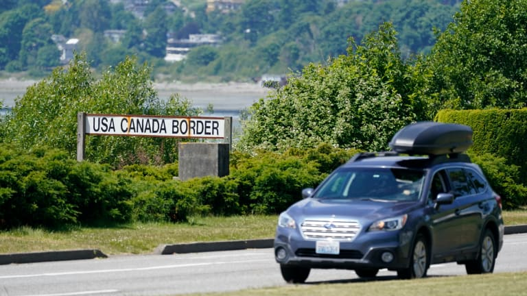 Canada reopens its border for vaccinated US visitors