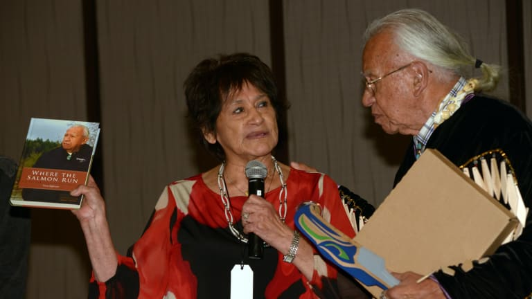 'A leading light for tribes throughout the region'