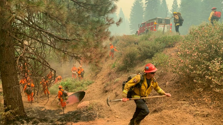 Wind forecasts bring new worries to California fires