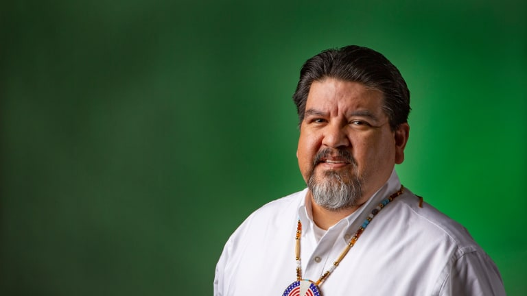 'Coming full circle': Native tapped to lead national parks