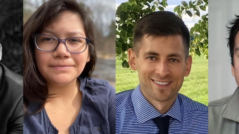 Forge fellowship awards $25,000 to four Native notables