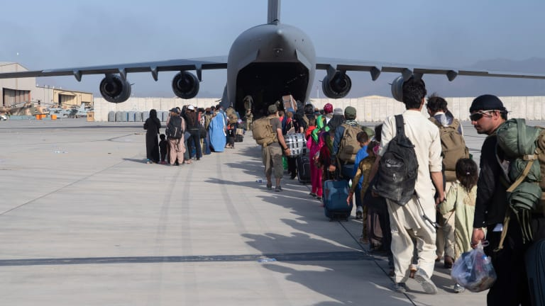 Fearful US residents in Afghanistan hiding out