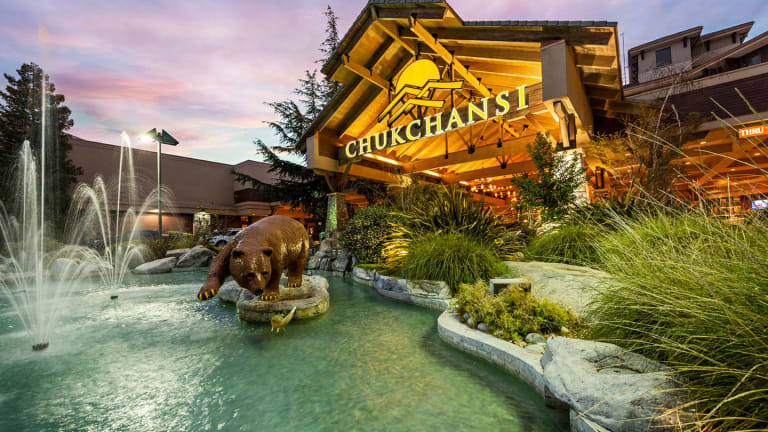 Picayune Rancheria of Chukchansi Indians signs new gaming compact with California