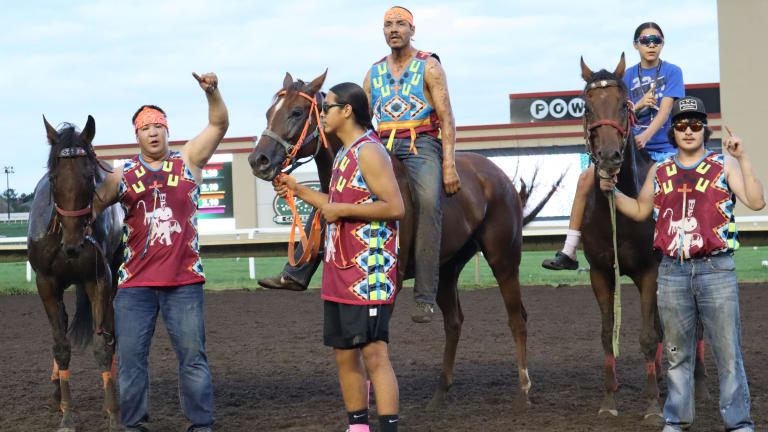 Indian Horse Relay 2021