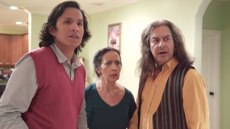 Miccosukee filmmaker breaks out in Hollywood