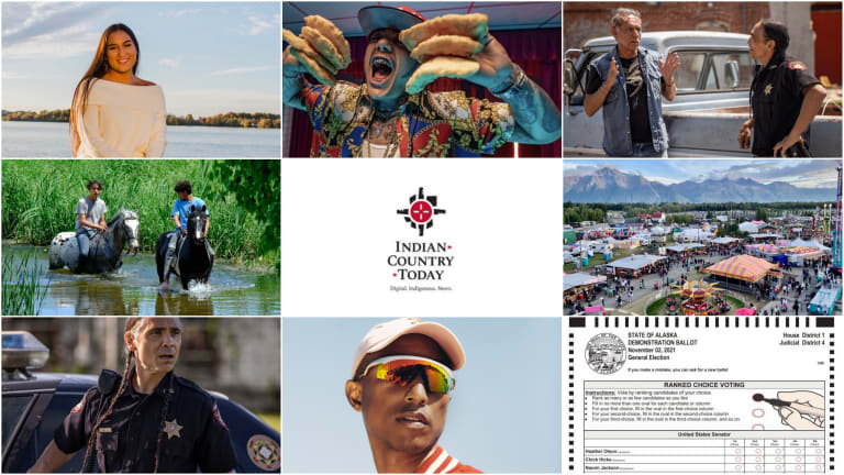 Top 10 Indian Country stories for week ending September 11, 2021