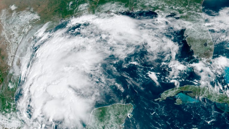 Forecasters:Tropical Storm Nicholas forms in Gulf of Mexico
