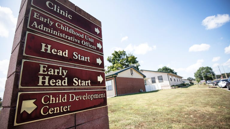 Chief Hoskin proposes investment of up to $40million to replace seven Cherokee Nation Head Start facilities, upgrade others