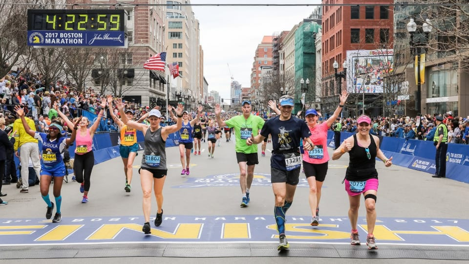 Group wants Boston Marathon moved from Indigenous Peoples Day