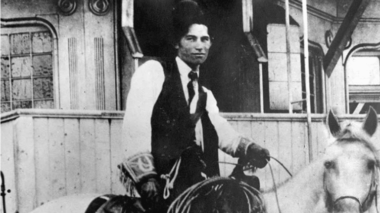 'Will Rogers was always a Cherokee'