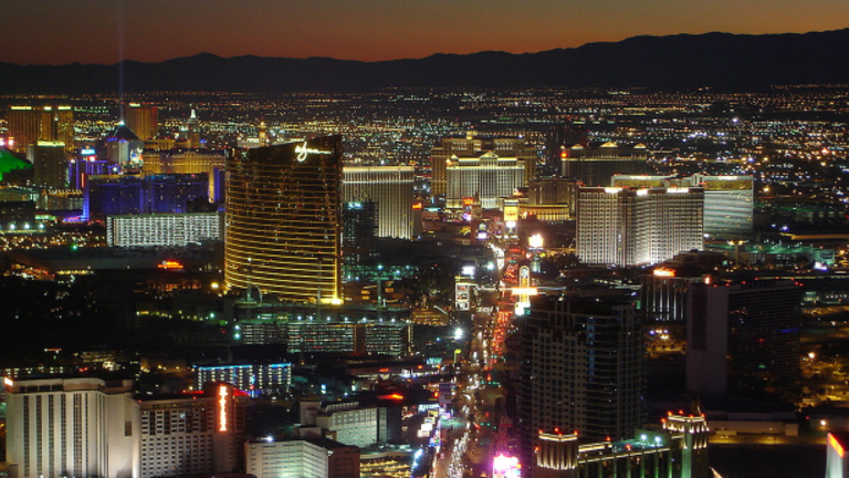 What stays in Vegas? More Native people who are finding jobs
