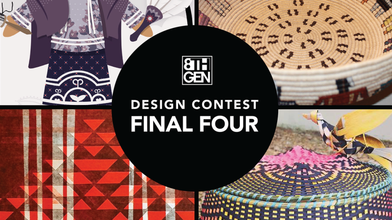 Eighth Generation 2019 Wool Blanket Design Contest finalists announced