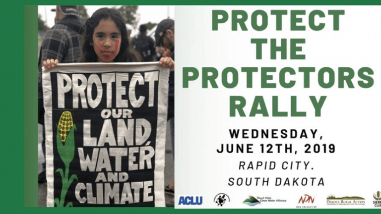 Day of Action: Protect the Protectors RallyJune 12, 2019