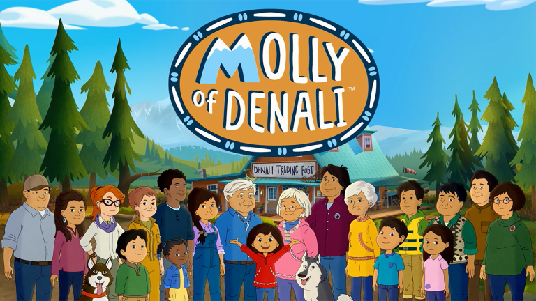Indigenous knowledge from Alaska shaping children's TV today