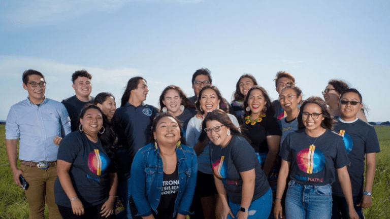 IllumiNative launches Native Now youth campaign
