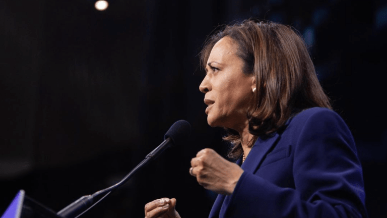 Kamala Harris' record in Indian Country dates 10 years