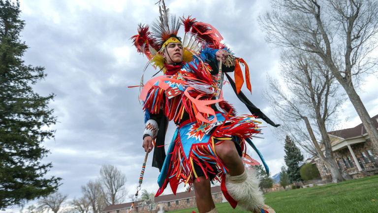 Nevada dubs Sept. 25 'Native American Day'