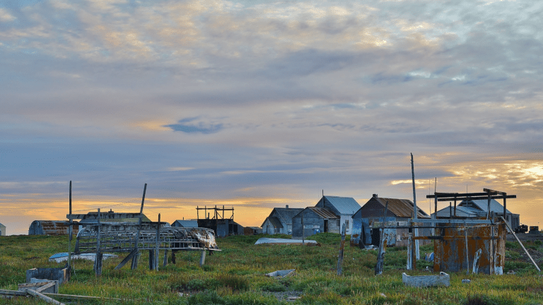 COVID cases climb in Siberian Yupik village