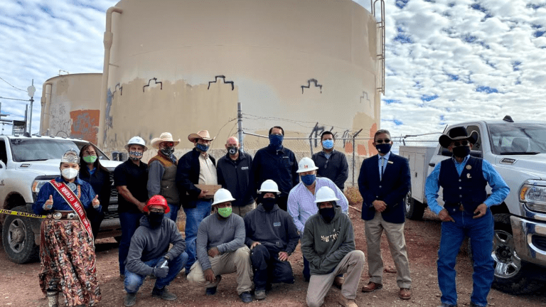 Navajo Tribal Utility Authority completes project using CARES Act funds, expands internet access
